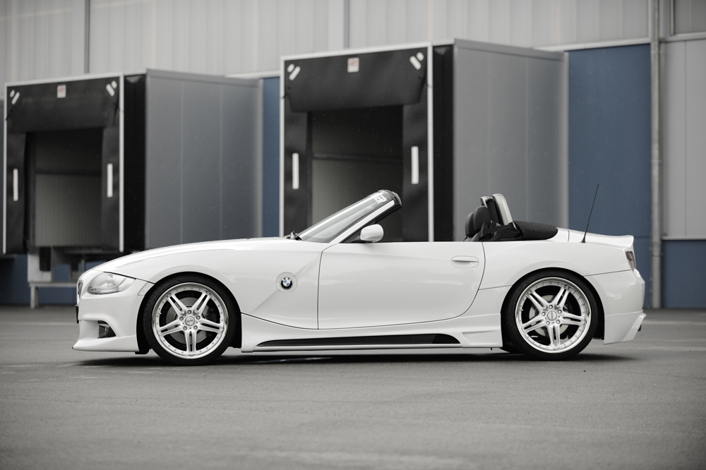 Bmw Z4 By Rieger Realtuning It