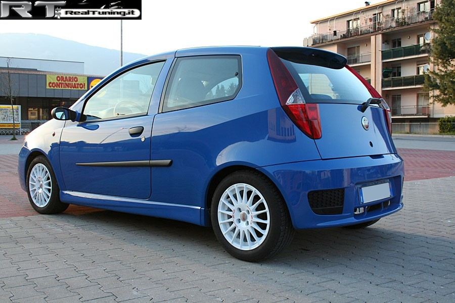 fiat punto mk2a tuning fotos de coches zcoches pictures. Black Bedroom Furniture Sets. Home Design Ideas