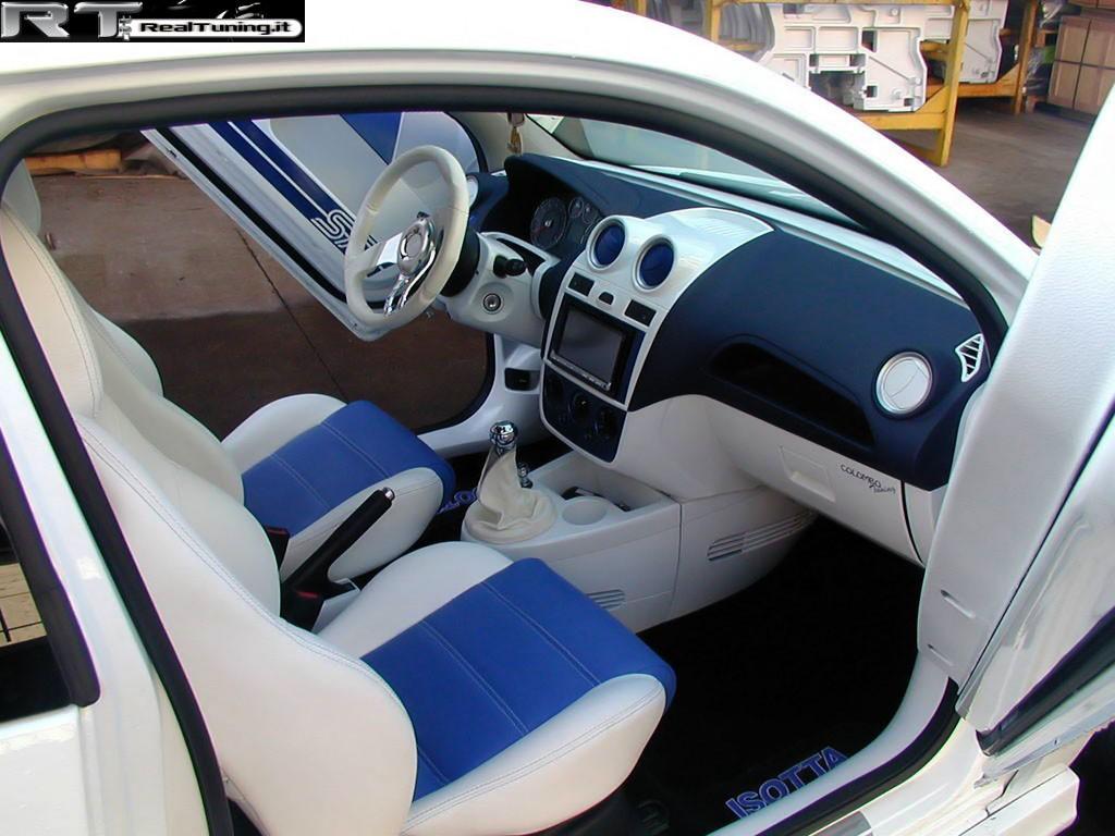 2008 10 Ford Fiesta St Foto 8 Realtuning It
